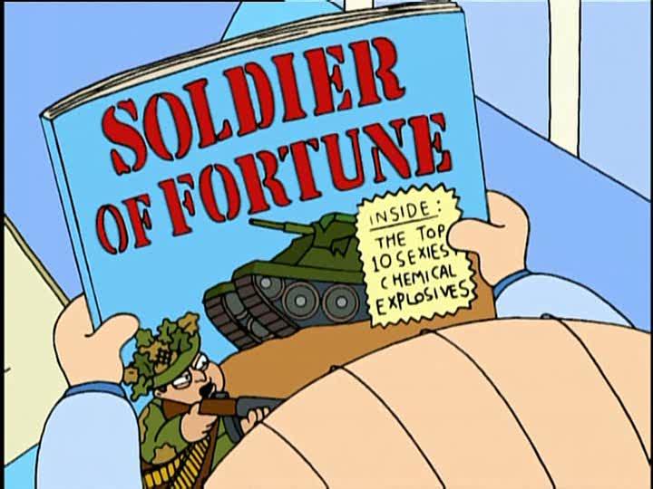 padre-de-familia-s01e04-revista-soldado-de-fortuna
